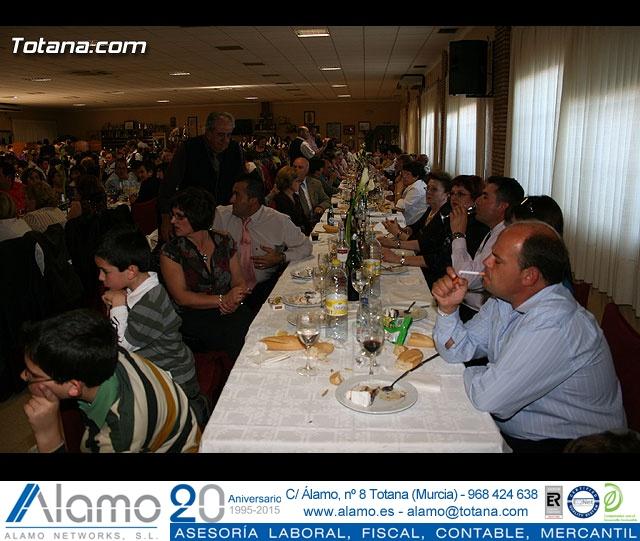 Comida de Hermandades y Cofradías  - Semana Santa 2008 - 15