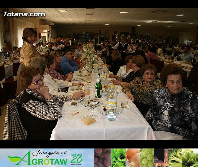 Comida de Hermandades y Cofradías  - Semana Santa 2008 - 26