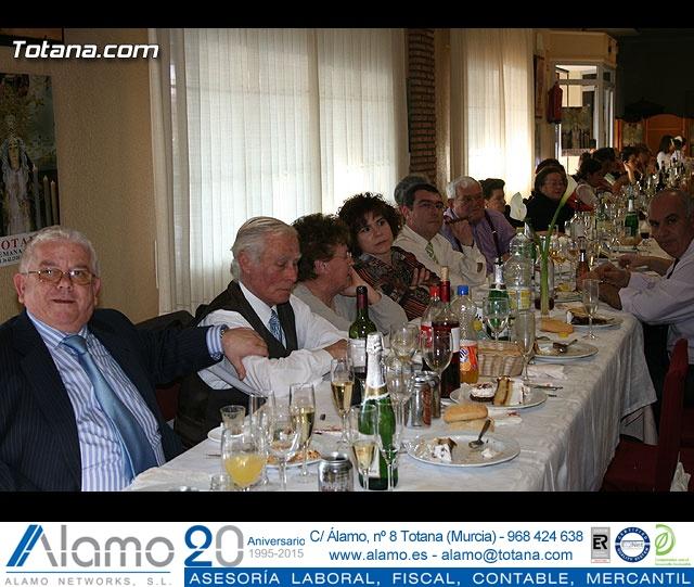 Comida de Hermandades y Cofradías  - Semana Santa 2008 - 27
