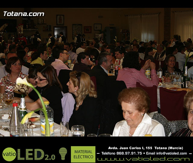 Comida de Hermandades y Cofradías  - Semana Santa 2008 - 29