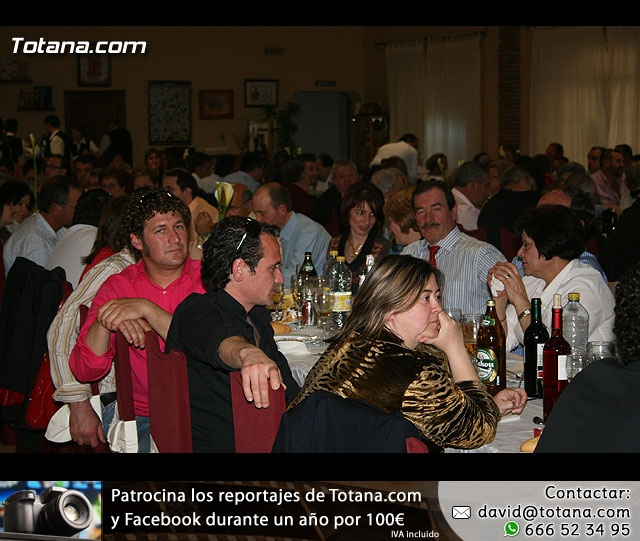 Comida de Hermandades y Cofradías  - Semana Santa 2008 - 30
