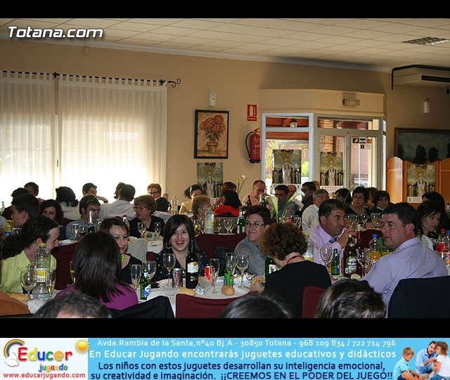 Comida de Hermandades y Cofradías  - Semana Santa 2008 - 32