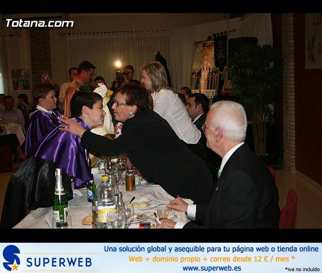 Comida de Hermandades y Cofradías  - Semana Santa 2008 - 70