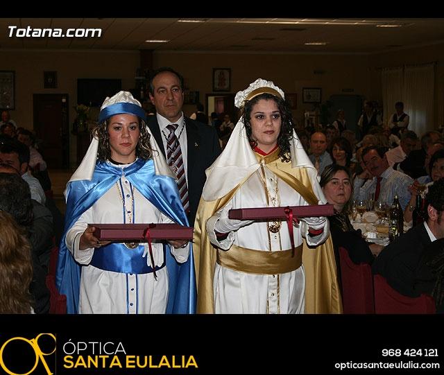 Comida de Hermandades y Cofradías  - Semana Santa 2008 - 73