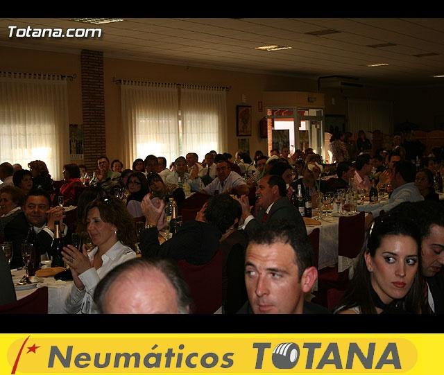 Comida de Hermandades y Cofradías  - Semana Santa 2008 - 93
