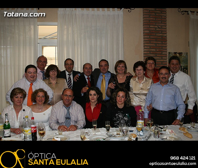 Comida de Hermandades y Cofradías  - Semana Santa 2008 - 96