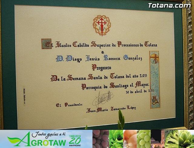 Comida de Hermandades y Cofradías - 2011 - 4