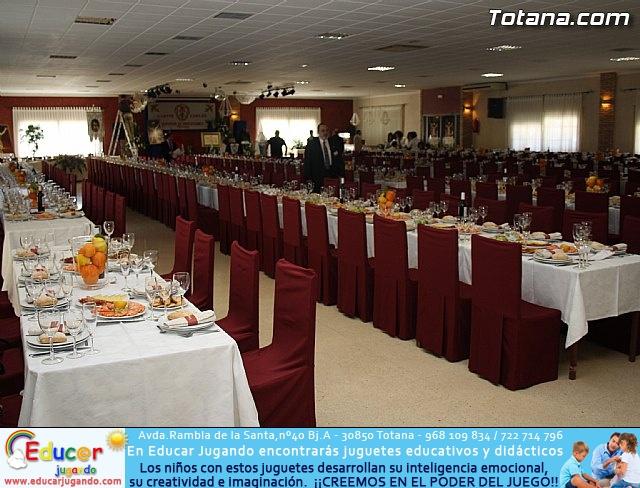 Comida de Hermandades y Cofradías - 2011 - 12