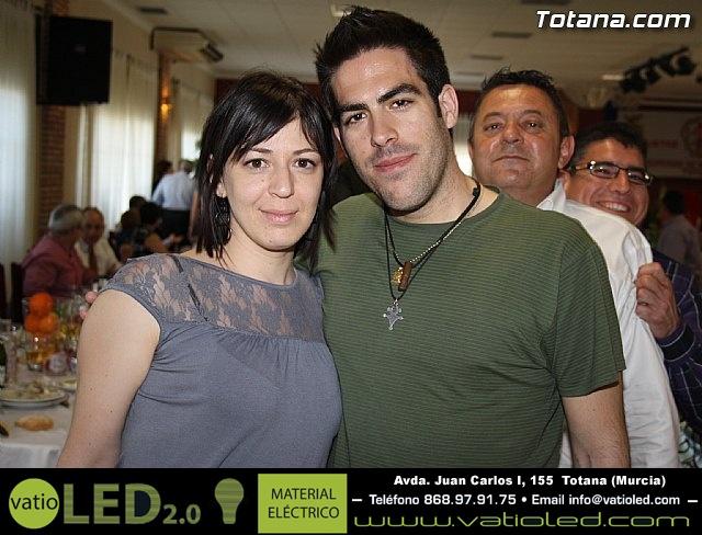 Comida de Hermandades y Cofradías - 2011 - 134
