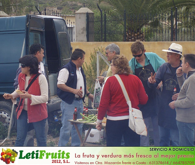 Jornada de convivencia. Hermandad de Jesús en el Calvario. 18/04/2009  - 9