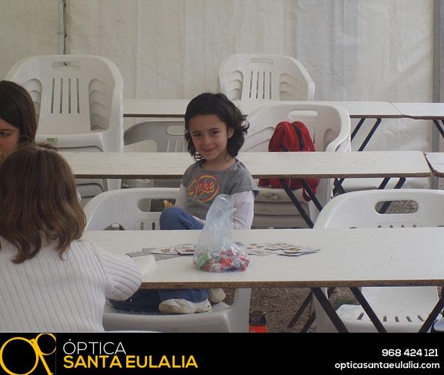 Jornada de convivencia. Hermandad de Jesús en el Calvario. 18/04/2009  - 11
