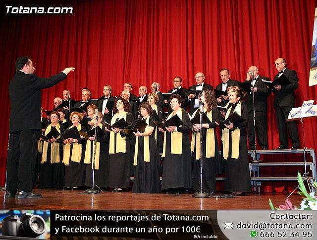 LA CORAL SANTIAGO PRESENTA EL CD DE HABANERAS EDITADO PARA CONMEMORAR SU 25 ANIVERSARIO - 11