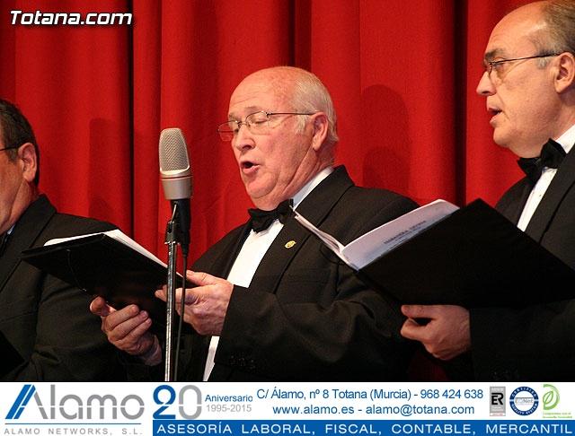 LA CORAL SANTIAGO PRESENTA EL CD DE HABANERAS EDITADO PARA CONMEMORAR SU 25 ANIVERSARIO - 14