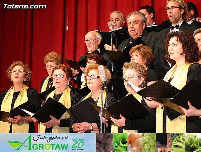 LA CORAL SANTIAGO PRESENTA EL CD DE HABANERAS EDITADO PARA CONMEMORAR SU 25 ANIVERSARIO - 15