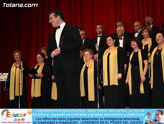 LA CORAL SANTIAGO PRESENTA EL CD DE HABANERAS EDITADO PARA CONMEMORAR SU 25 ANIVERSARIO - 42