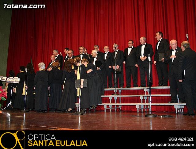 LA CORAL SANTIAGO PRESENTA EL CD DE HABANERAS EDITADO PARA CONMEMORAR SU 25 ANIVERSARIO - 43