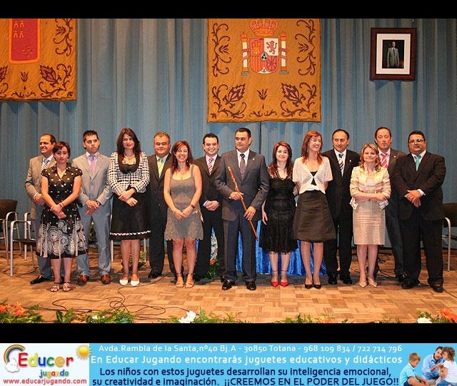 ACTO INSTITUCIONAL DE TOMA DE POSESIÓN DE LA NUEVA CORPORACIÓN MUNICIPAL - 284