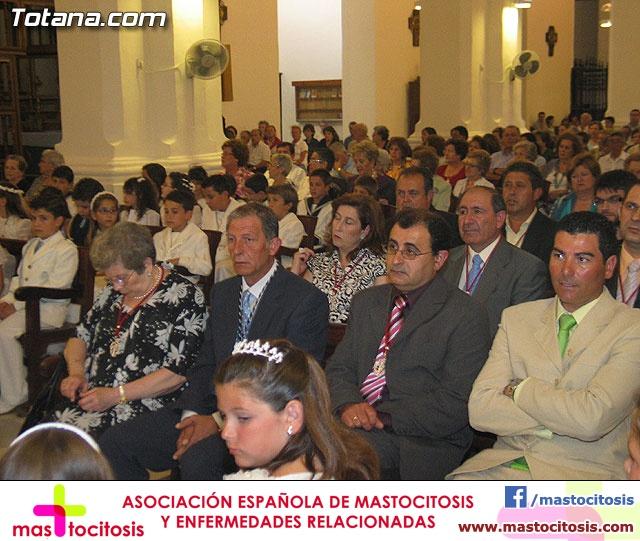 PROCESIÓN DEL CORPUS CHRISTI TOTANA 2007 - 8