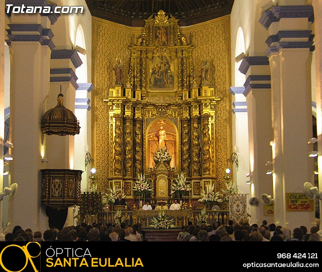 PROCESIÓN DEL CORPUS CHRISTI TOTANA 2007 - 17