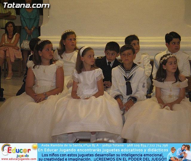 PROCESIÓN DEL CORPUS CHRISTI TOTANA 2007 - 25