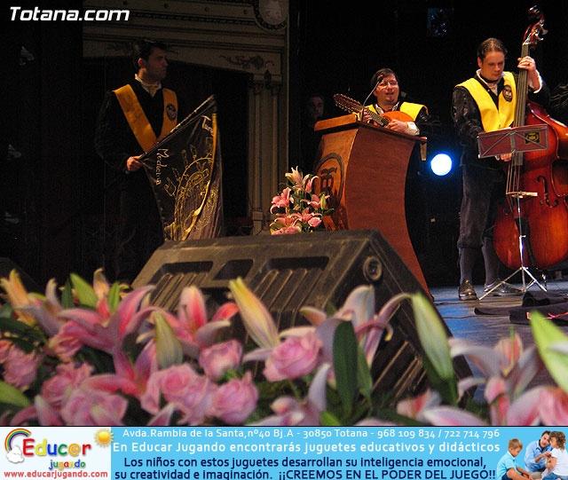 ARRANCA EL XX CERTAMEN INTERNACIONAL DE TUNAS