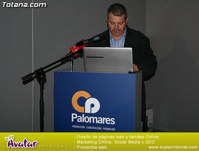 """PRESENTACIÓN DEL PROYECTO """"CROMA RESIDENCIAL"""", DE LA  EMPRESA """"CONSTRUCCIONES HERMANOS PALOMARES"""" - 35"""