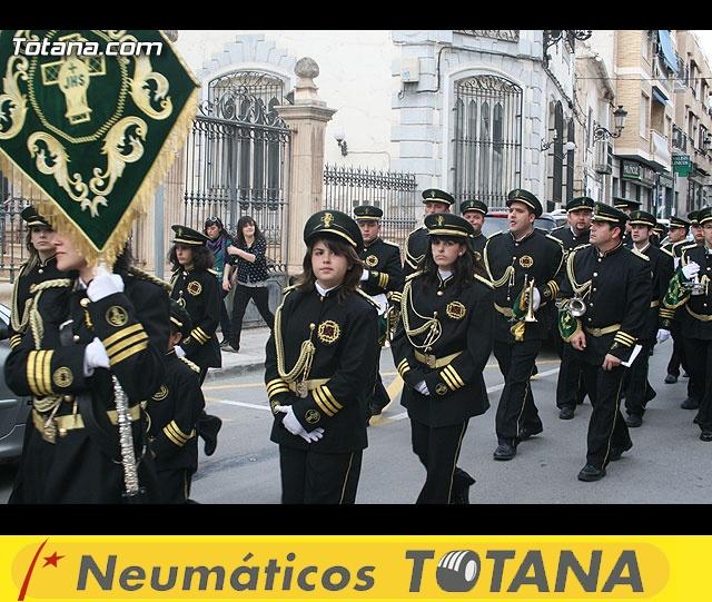 ACTUACIÓN DE LA SAMARITANA EL DÍA DE LA MÚSICA NAZARENA 2008 - 3
