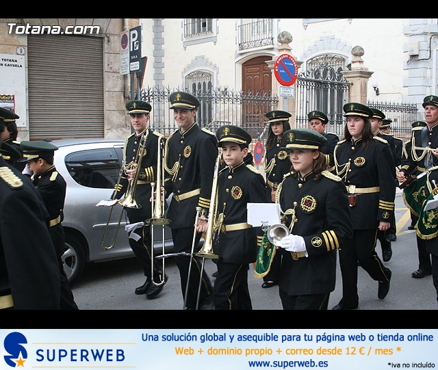ACTUACIÓN DE LA SAMARITANA EL DÍA DE LA MÚSICA NAZARENA 2008 - 10