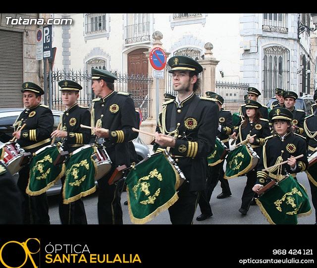 ACTUACIÓN DE LA SAMARITANA EL DÍA DE LA MÚSICA NAZARENA 2008 - 12