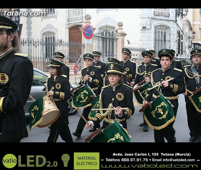 ACTUACIÓN DE LA SAMARITANA EL DÍA DE LA MÚSICA NAZARENA 2008 - 13
