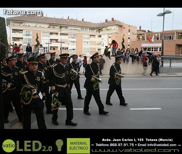 ACTUACIÓN DE LA SAMARITANA EL DÍA DE LA MÚSICA NAZARENA 2008 - 19