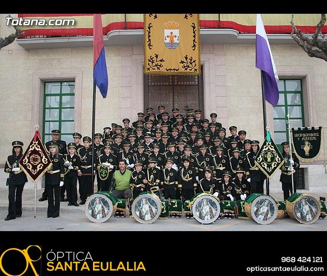 ACTUACIÓN DE LA SAMARITANA EL DÍA DE LA MÚSICA NAZARENA 2008 - 89