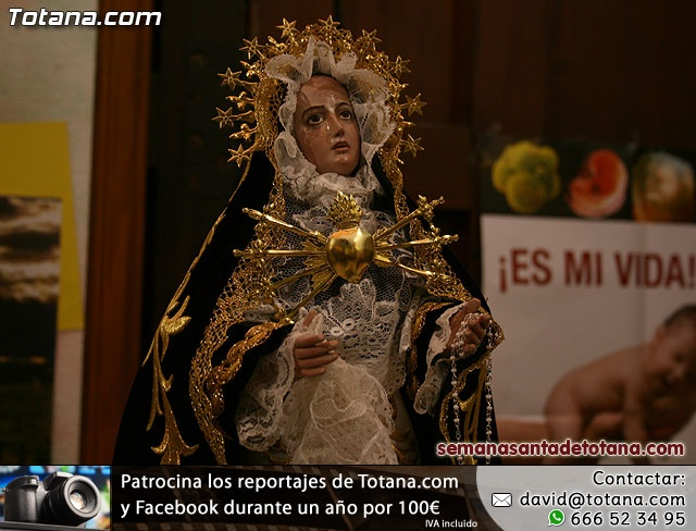 La Hermandad de Nuestra Señora de los Dolores estrena carroza infantil - 5