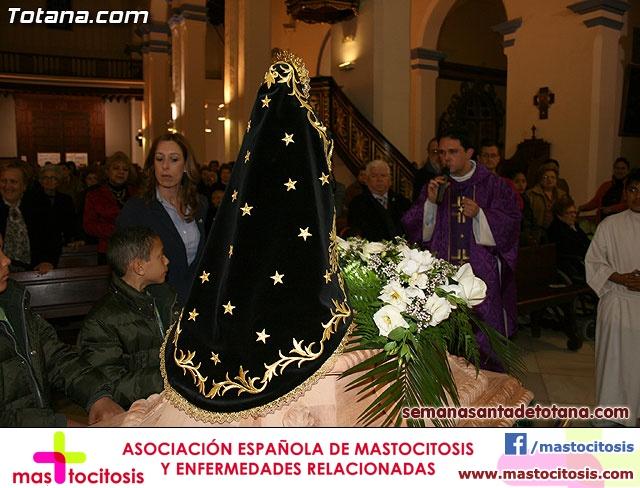 La Hermandad de Nuestra Señora de los Dolores estrena carroza infantil - 20