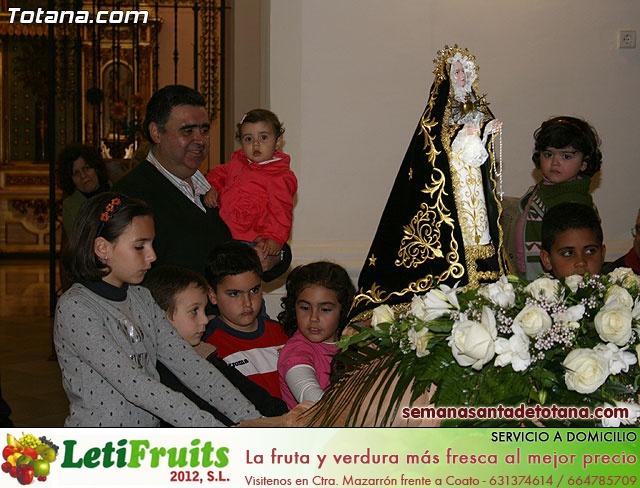La Hermandad de Nuestra Señora de los Dolores estrena carroza infantil - 24