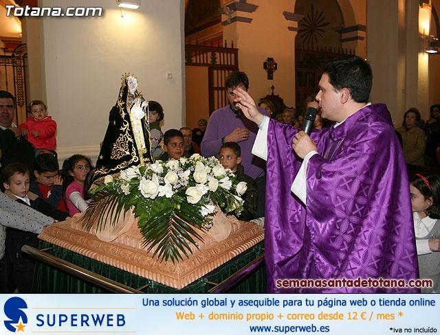 La Hermandad de Nuestra Señora de los Dolores estrena carroza infantil - 26
