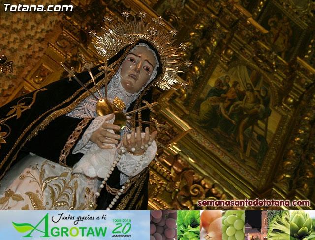 La Hermandad de Nuestra Señora de los Dolores estrena carroza infantil - 27