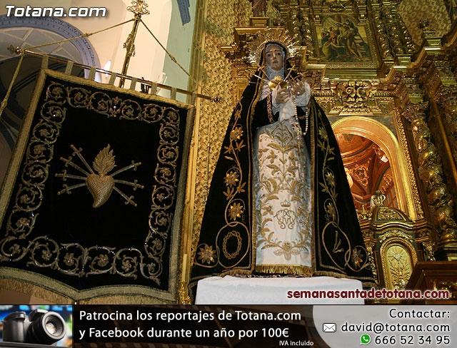 La Hermandad de Nuestra Señora de los Dolores estrena carroza infantil - 29