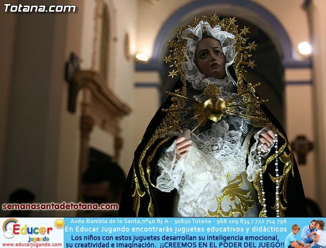 La Hermandad de Nuestra Señora de los Dolores estrena carroza infantil - 33