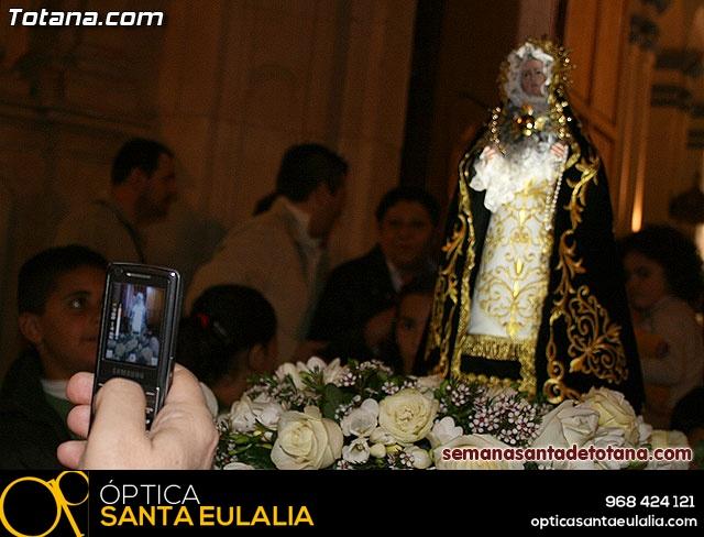 La Hermandad de Nuestra Señora de los Dolores estrena carroza infantil - 43