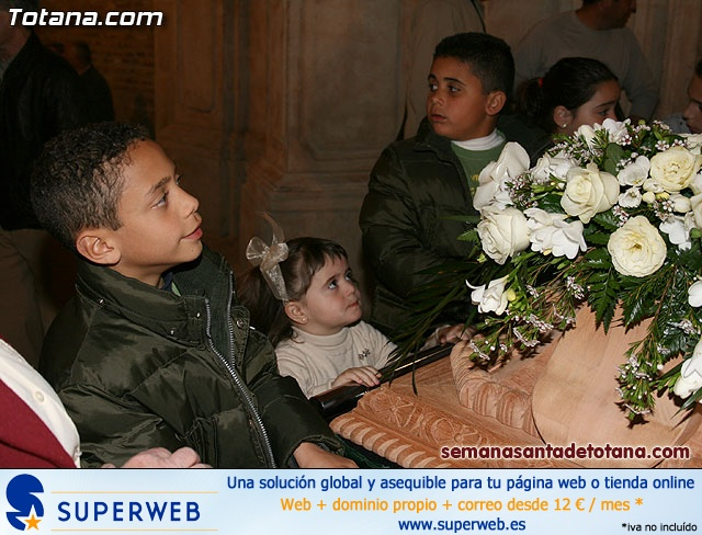 La Hermandad de Nuestra Señora de los Dolores estrena carroza infantil - 45