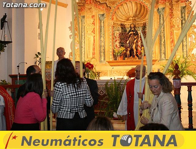 Domingo de Ramos. Parroquia de las Tres Avemarías. Semana Santa 2009 - 13