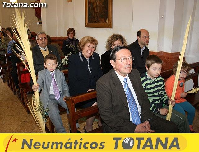 Domingo de Ramos. Parroquia de las Tres Avemarías. Semana Santa 2009 - 16