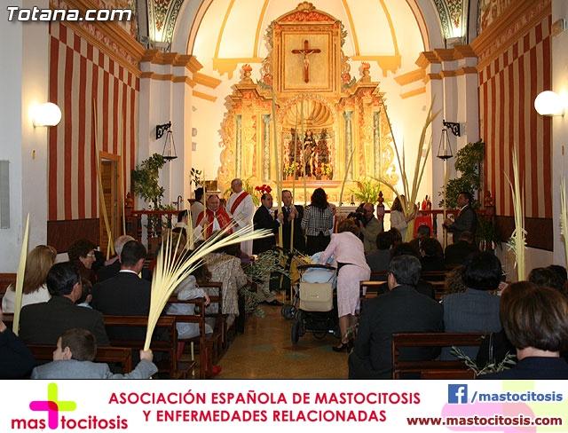 Domingo de Ramos. Parroquia de las Tres Avemarías. Semana Santa 2009 - 23