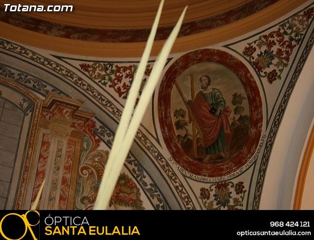 Domingo de Ramos. Parroquia de las Tres Avemarías. Semana Santa 2009 - 26
