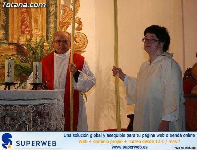 Domingo de Ramos. Parroquia de las Tres Avemarías. Semana Santa 2009 - 30