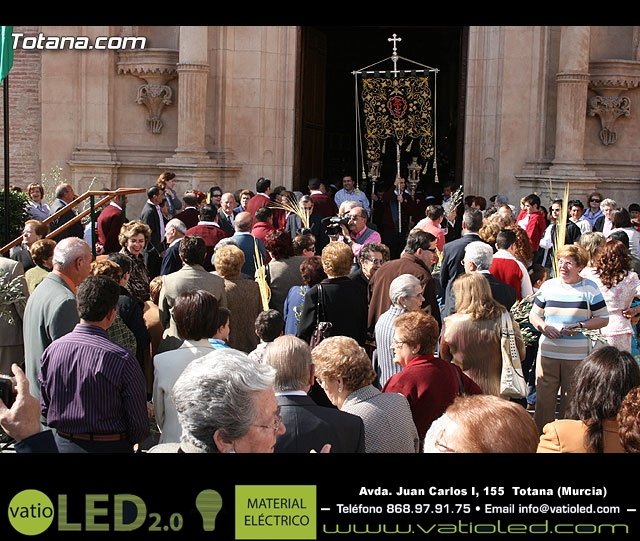 Domingo de Ramos. Semana Santa 2008 - 21