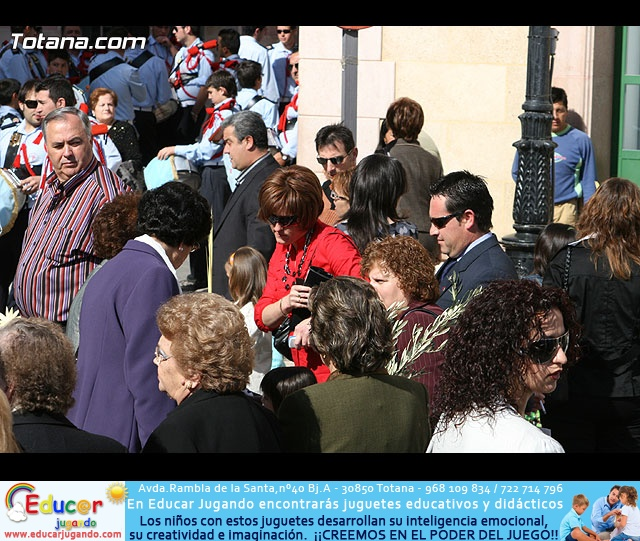 Domingo de Ramos. Semana Santa 2008 - 26