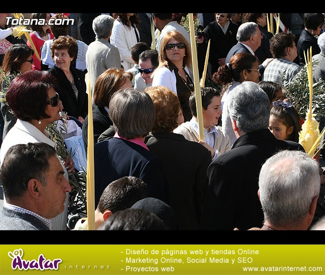Domingo de Ramos. Semana Santa 2008 - 29