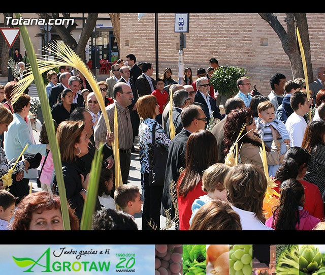 Domingo de Ramos. Semana Santa 2008 - 36